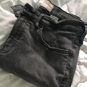 Everlane Mid-Rise stretch Skinny Jeans